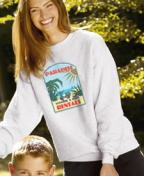 Apparle Marketing - Advertise on a Sweatshirt